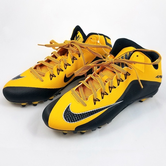 20b4b31b637e9 Nike Alpha Pro 2 3/4 TD Molded Football Cleats 14